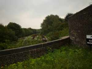 We're now on the Macclesfield Canal, crossing over the Trent and Mersey - bye for now :-)