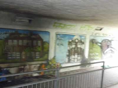 Murals...