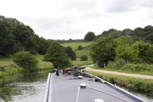 The Leeds and Liverpool is a lovely canal - bt there is so much more to come...