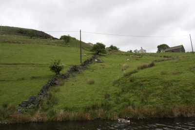 Dry stone walls....