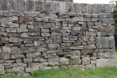 Dry stone walls are beautiful..