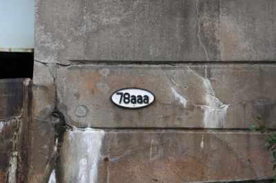 Unique bridge numbering...
