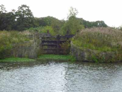 Derelict lock - now where was this??