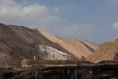 Mountains of salt - of course, I'm writing this in the mildest December ever - but if the ice returns we'll be ready :-)