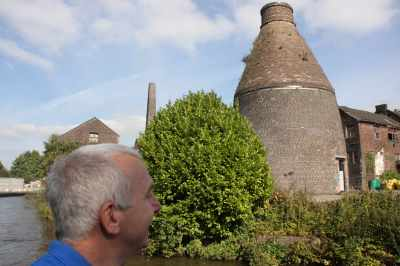One of Stoke on Trent's traditional bottle kilns - will they enjoy a revival following the success of the Great British Pottery Throwdown??