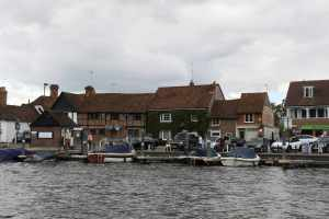 Henley has a wonderful waterfront - quaint and beautiful